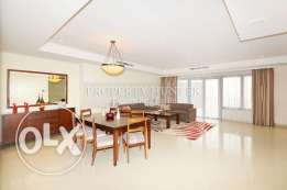 3 + Maid fully furnished with euphoric Marina view