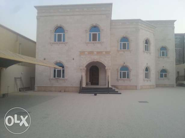 Brand New Semi Commercial Villa 1200 Sqm in Abuhamour Residential35000 أبو هامور -  1