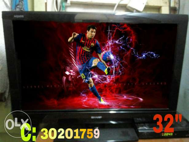 SHARP HD TV for sale