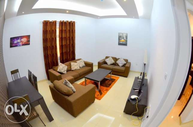 2Bhk Fully Furnished in um Ghwalina