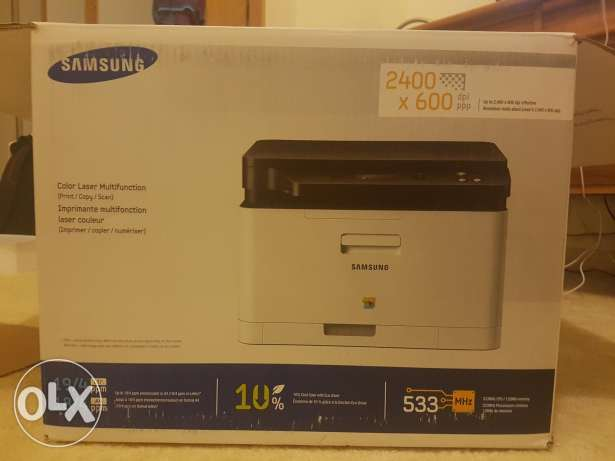 Samsung Colour Laser Printer clx-3305w