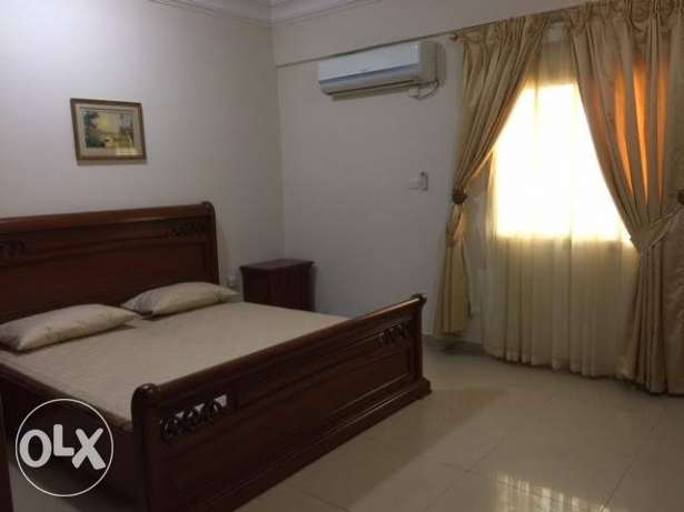 3 bed room ff apartment in alsaad with balcony one month free
