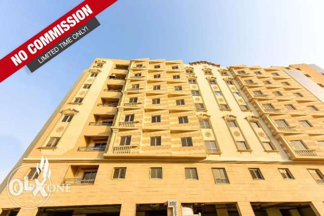 NO COMMISSION: 2BR Fully-furnished Apartment, Strategically Located