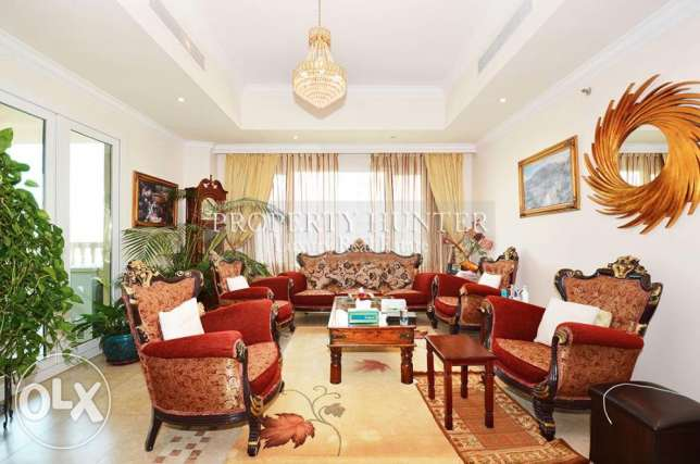 2 Bed Apartment with Canal & Marina View الؤلؤة -قطر -  2