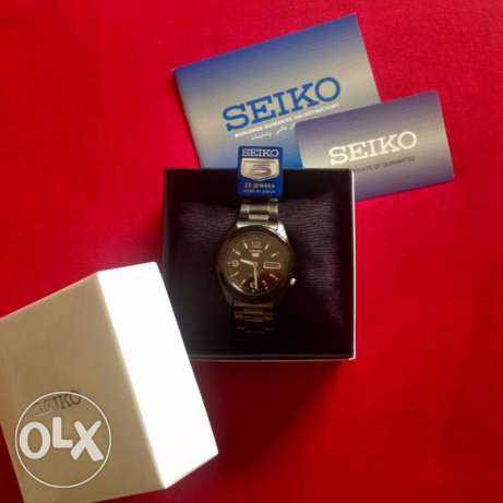 Unwanted Gift - Seiko Automatic watch