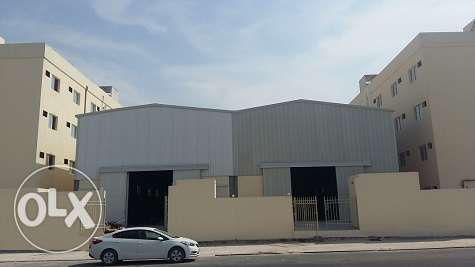 Brand new Labor Camp & Store for rent