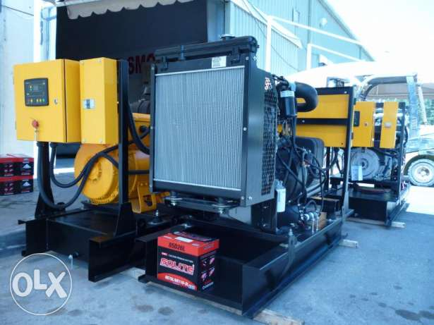 Perkins Diesel Generators & Spare Parts 33 kva