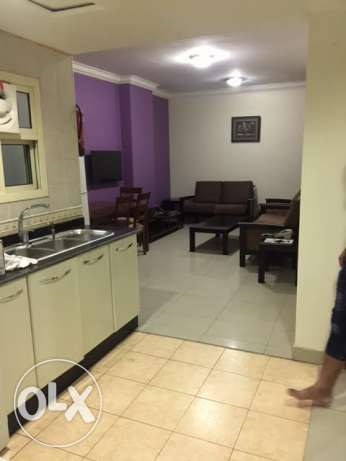 all inclusive 1 bed room FF flat for rent near Apollo signal
