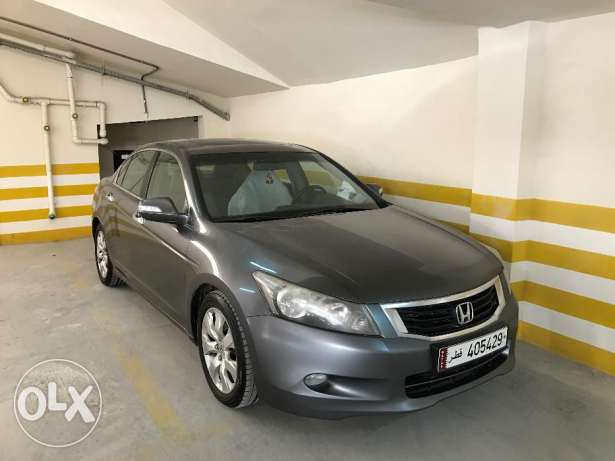 Honda Accord GLX 2009