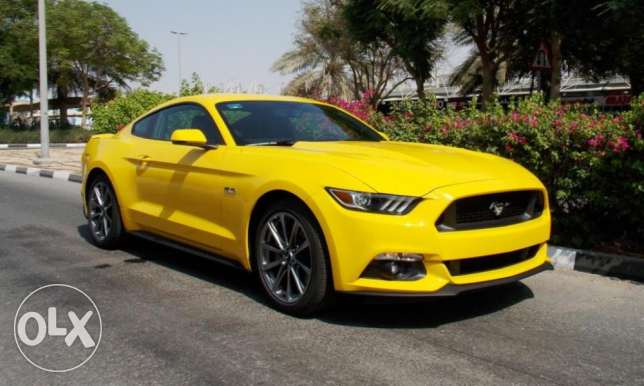 2017 # Ford Mustang # GT # PREMIUM + # 0 km # A/T# GCC