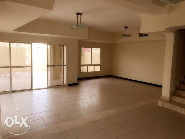 compound villa in al-waab 4BHK with 1 month free .SF. swimm pool & gym