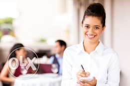 Waitress,Host,Supervisor required for Restaurant in The Pearl Qatar