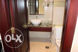 Luxurious Apartment in Porto Arabia 1BR.