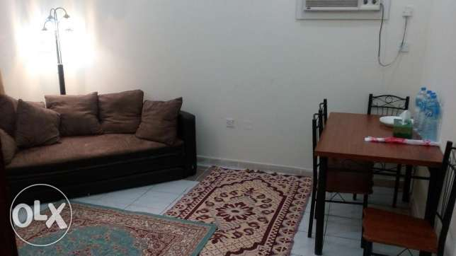 Good 1BHK Abu hamour close to salwa road