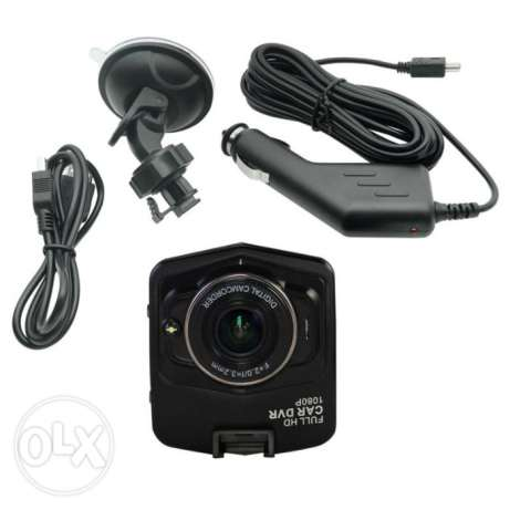"4.3"" rearview mirror & GT300 2.4"" dashcam"