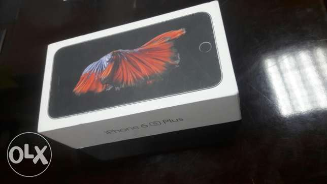 IPhone 6splus 64 gb Grey color with box and all accessories