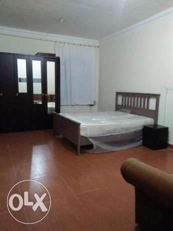Spacious Marter's Bedroom with attached Bathroom