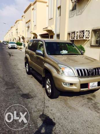 Toyota Prado 2008 for urgent sale