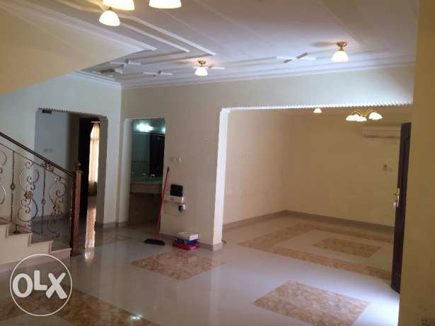Villa for rent in al-nasriyah 6BHK Inside compound .SF