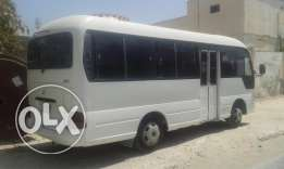 للاجار باص حديث 26 مقعد Bus for rent 26 seat