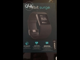 Fitbit Surge - Almost New - Smart Watch for sale