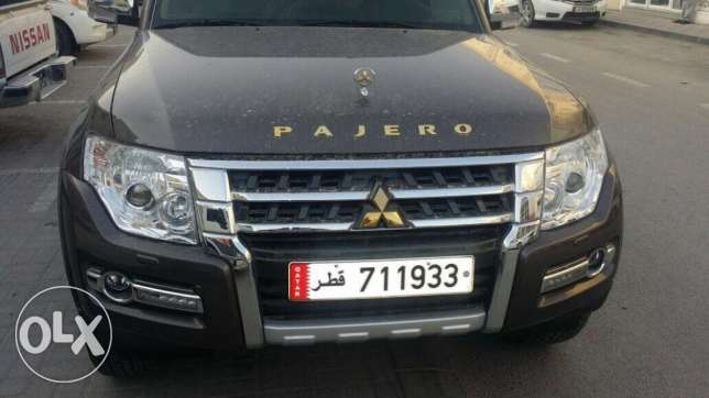 Mitsubishi Pajero 2016 3.8L 5 Door Full Option Rent to Own!