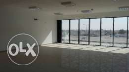 65, 80,100 Sqm Brand new office space for rent at Abu Hamour