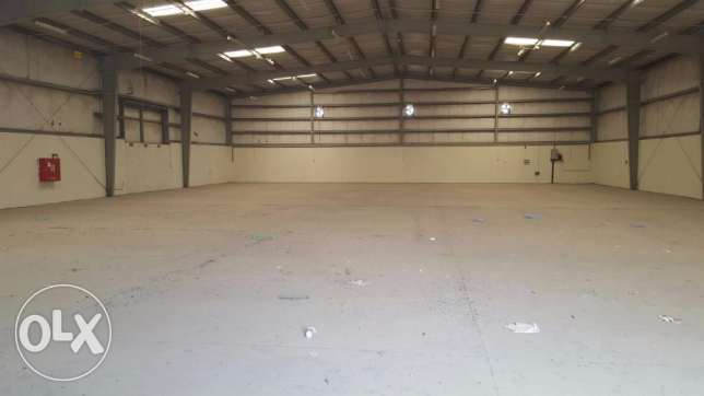 Warehouse for rent - 800 sqmr