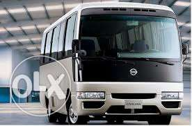 Buses pick up ((for rent)) النعيجة -  2
