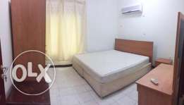 Fully/Furnished 1-Bedroom Flat At {Al Muntuzah}