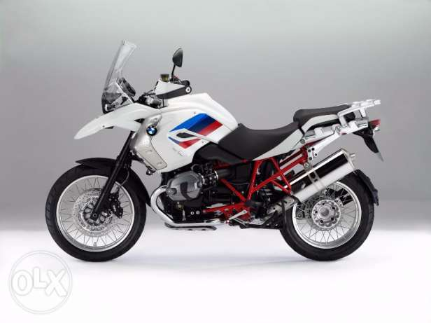 2012 R 1200 GS Rallye Special Edition