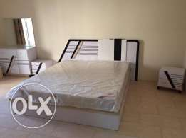 QAR.8500/-03bhk full furnished flat,with Balcony