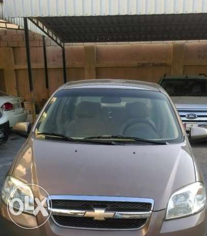Chevrolet Aveo 2014model for sale