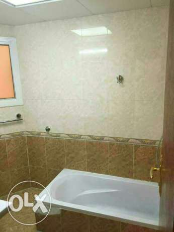Unfurnished 3B/R flat in al sadd السد -  3