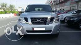 Nissan - Patrol Platinum 2015Model