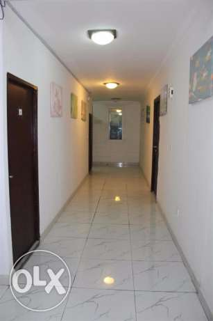 Studio Room For Rent For Executive Bachelors in Al-Duhail- 2,700 QR الثمامة -  4