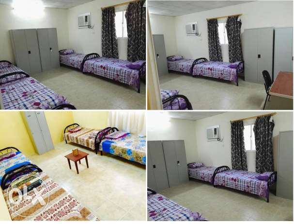 Labour Camp for Rent at Al Khor