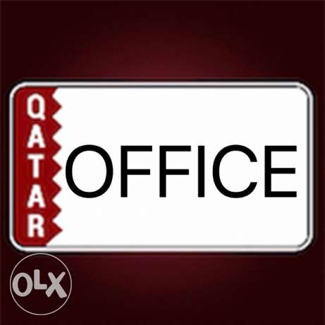 Office 4 Rent at Muntaza 6000 and 5,500