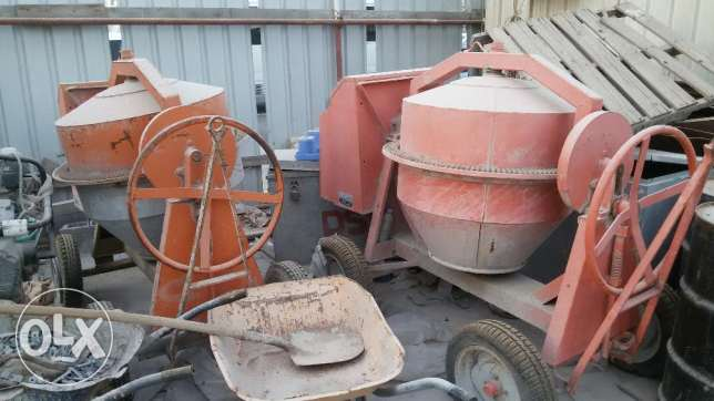 Used concrete Mixer for sale