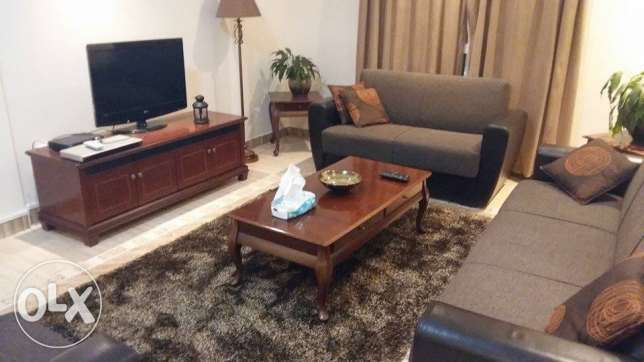 fully furnished 1 bhk flat in al sad included water and electricity السد -  7