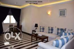 Luxury FF 1-BHK Apartment in AL Musherib,Gym,Pool,Spa+Daily House Keep