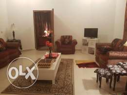 Fully furnished apartment in dafna