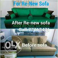 For Recovery & Repair sofa, Bed, mojlis chair