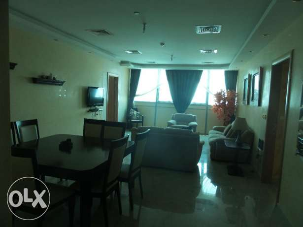 Fully furnished 2 bedroom apartment in zigzag west bay