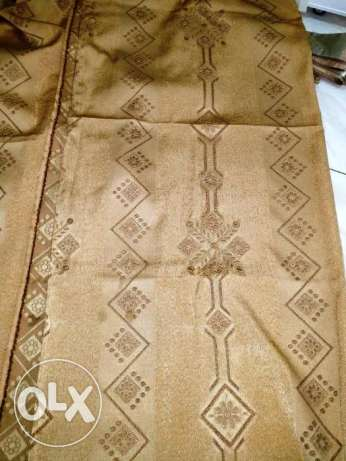 Curtains suitable for (120 cm x 200 cm ), (120X140) & (180x140) Doors