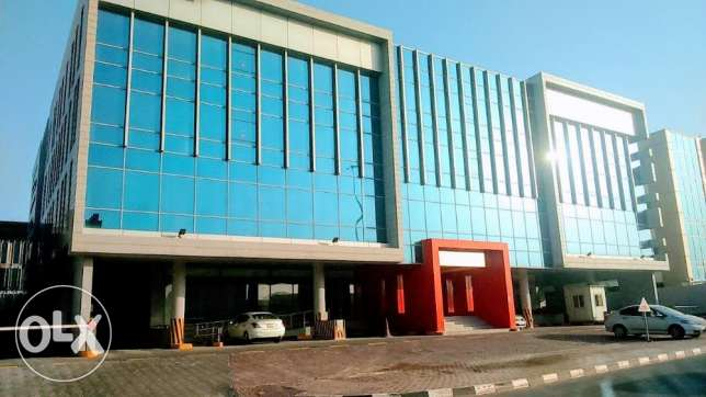 Equipped Open office Space 50, 100, TO 16000 SQ al sadd