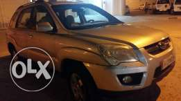Kia sportage 2009 with sunroof