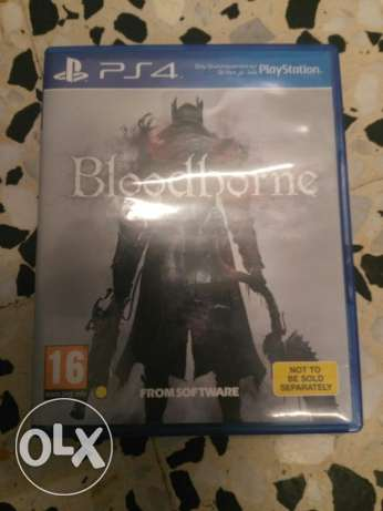 لعبه BLood borne