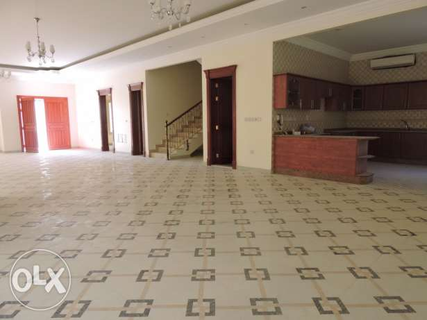 4+Maid - Brand New villa Unfurnished in Alwaab