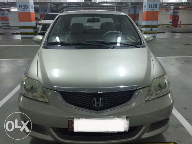 Honda city 2008 full opition